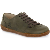 Zapatos Hombre Zapatillas bajas Bioline FUMO EGEO INGRASSATO Marrone