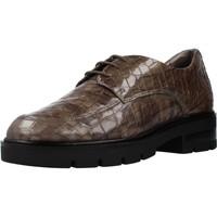 Zapatos Mujer Derbie 24 Hrs 24751 Marron