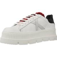 Zapatos Mujer Deportivas Moda Munich ANIMA Blanco