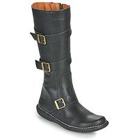 Zapatos Mujer Botas urbanas Casual Attitude NIBOOT Negro