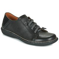 Zapatos Mujer Derbie Casual Attitude NIPITE Negro
