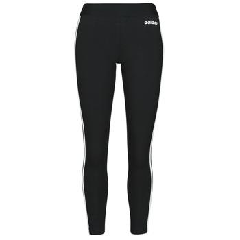textil Mujer Leggings adidas Originals W E 3S TIGHT Negro / Blanco