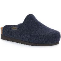 Zapatos Hombre Zuecos (Clogs) Grunland HOLA BLU Blu