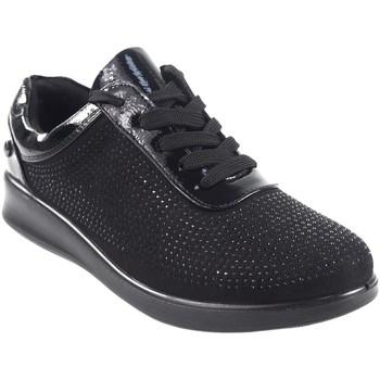 Zapatos Mujer Zapatillas bajas Amarpies Zapato señora  18840 ast negro Negro