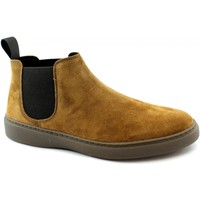 Zapatos Hombre Botas de caña baja Frau FRA-I20-19A6-MA Marrone