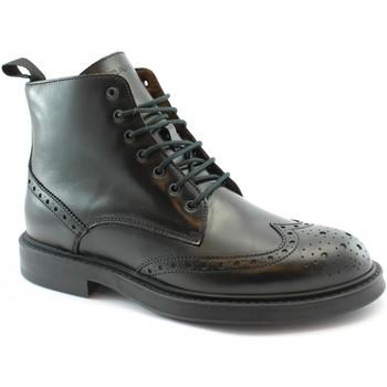 Zapatos Hombre Botas de caña baja Frau FRA-I20-73L7-NE Nero