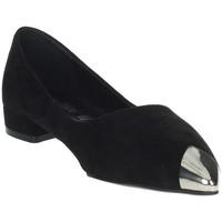 Zapatos Mujer Bailarinas-manoletinas Gold & Gold GE88C Negro