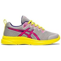 Zapatos Niños Sport Indoor Asics ZAPATILLAS RUNNING MUJER  SOULYTE GS 1014A080 Gris