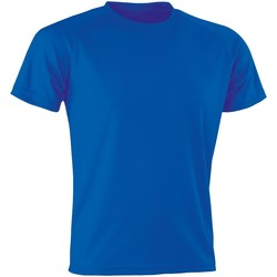 textil Hombre Camisetas manga corta Spiro SR287 Real
