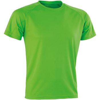 textil Hombre Camisetas manga corta Spiro SR287 Lima