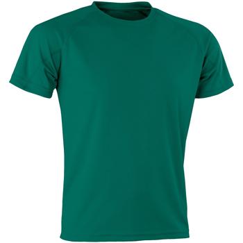 textil Hombre Camisetas manga corta Spiro SR287 Botella