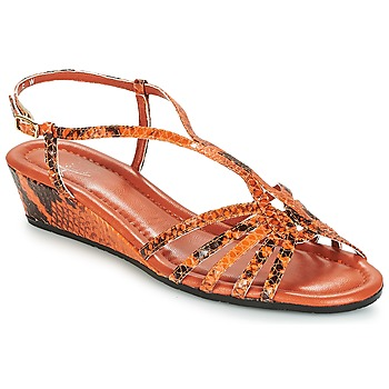 Zapatos Mujer Sandalias Amalfi by Rangoni NAMIBIAPRT Naranja