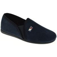 Zapatos Hombre Pantuflas Calzamur ZAPATILLAS SR.  MARINO Azul