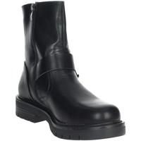 Zapatos Mujer Botas de caña baja Pregunta PFC1232 Negro