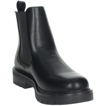 Zapatos Mujer Botas de caña baja Pregunta PFC9048 Negro