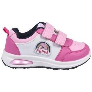 Zapatos Niña Zapatillas bajas Cerda 2300004516 Niña Rosa rose