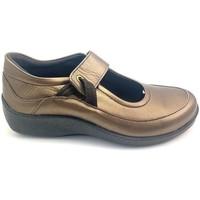 Zapatos Mujer Bailarinas-manoletinas Arcopedico N35 PIEL BRONCE BRONZE