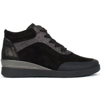Zapatos Mujer Botines Ara Brighton Black