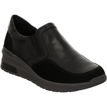 Zapatos Mujer Mocasín Ara Neapel Tron Hs Black