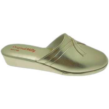 Zapatos Mujer Zuecos (Clogs) Milly MILLY2200oro blu