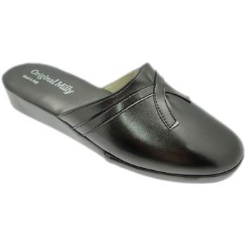 Zapatos Mujer Zuecos (Clogs) Milly MILLY2200pio grigio