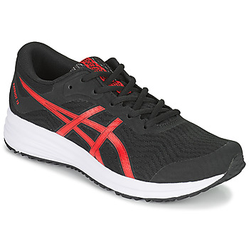 Zapatos Hombre Running / trail Asics PATRIOT 12 Negro / Rojo