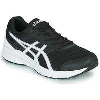Zapatos Hombre Running / trail Asics JOLT 3 Negro / Blanco