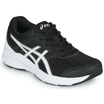 Zapatos Mujer Running / trail Asics JOLT 3 Negro / Blanco
