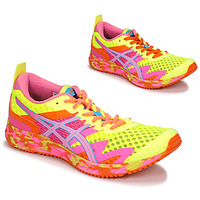 Zapatos Mujer Running / trail Asics NOOSA TRI 12 Amarillo / Multicolor