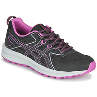 Zapatos Mujer Running / trail Asics TRAIL SCOUT Negro / Rosa