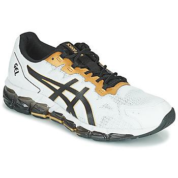 Zapatos Hombre Zapatillas bajas Asics QUANTUM 360 6 Blanco / Negro / Oro