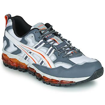 Zapatos Hombre Zapatillas bajas Asics NANDI 360 Blanco / Gris
