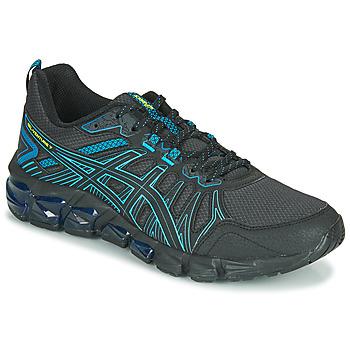 Zapatos Hombre Zapatillas bajas Asics VENTURE 7 180 Negro / Azul