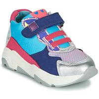 Zapatos Niña Zapatillas altas Agatha Ruiz de la Prada BRAZIL Azul