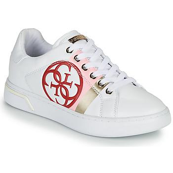 Zapatos Mujer Zapatillas bajas Guess REATA Blanco