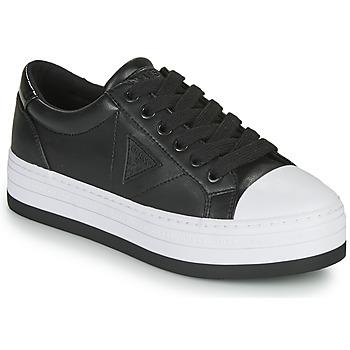 Zapatos Mujer Zapatillas bajas Guess BRODEY3 Negro