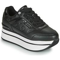 Zapatos Mujer Zapatillas bajas Guess HANSIN Negro
