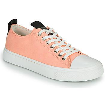 Zapatos Mujer Zapatillas bajas Guess EDERLA Rosa