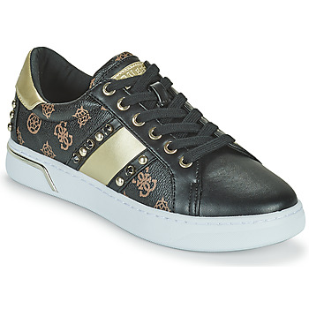 Zapatos Mujer Zapatillas bajas Guess RICENA Negro