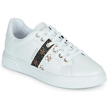 Zapatos Mujer Zapatillas bajas Guess REEL Blanco
