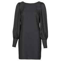 textil Mujer Vestidos cortos Naf Naf  Negro