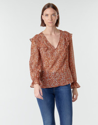 textil Mujer Tops / Blusas Naf Naf  Multicolor