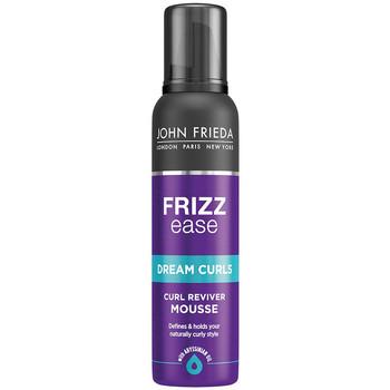 Belleza Mujer Acondicionador John Frieda Frizz-ease Espuma Rizos Revitalizados  200 ml