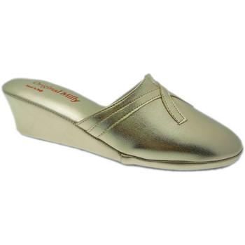 Zapatos Mujer Zuecos (Clogs) Milly MILLY2000oro blu