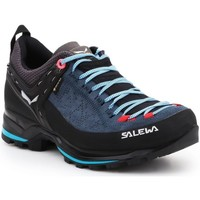 Zapatos Mujer Fitness / Training Salewa WS Mtn Trainer 2 Gtx Negros, Azul marino