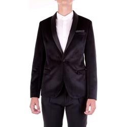 textil Hombre Chaquetas / Americana Manuel Ritz 2930GR2139-203628 Negro