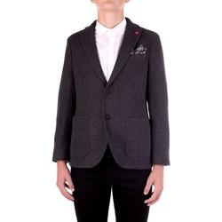 textil Hombre Chaquetas / Americana Manuel Ritz 2932G2038M-203691 Negro