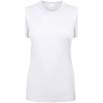 textil Mujer Camisetas manga corta Next Level NX1510 Blanco