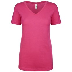 textil Mujer Camisetas manga corta Next Level NX1540 Frambuesa