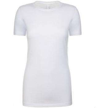 textil Mujer Camisetas manga corta Next Level NX6610 Blanco